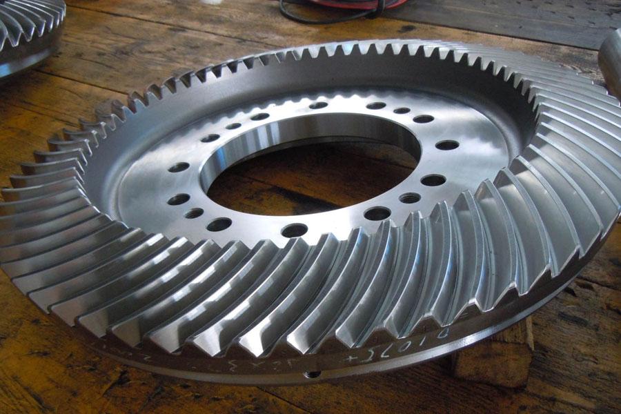 歯車切削加工