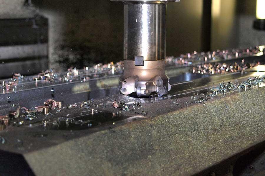 中国CNCの製粉サービス