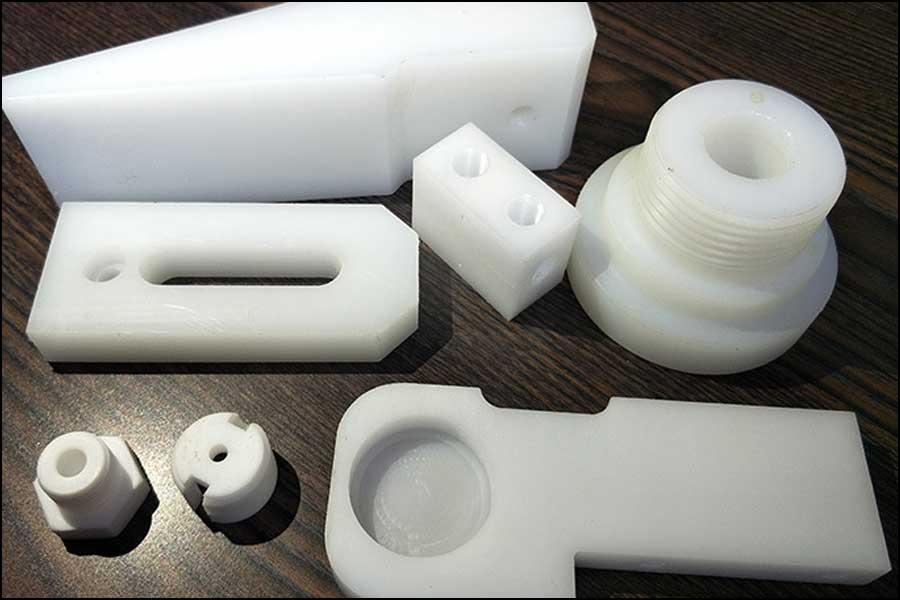 UHMWプラスチックのCNC機械加工