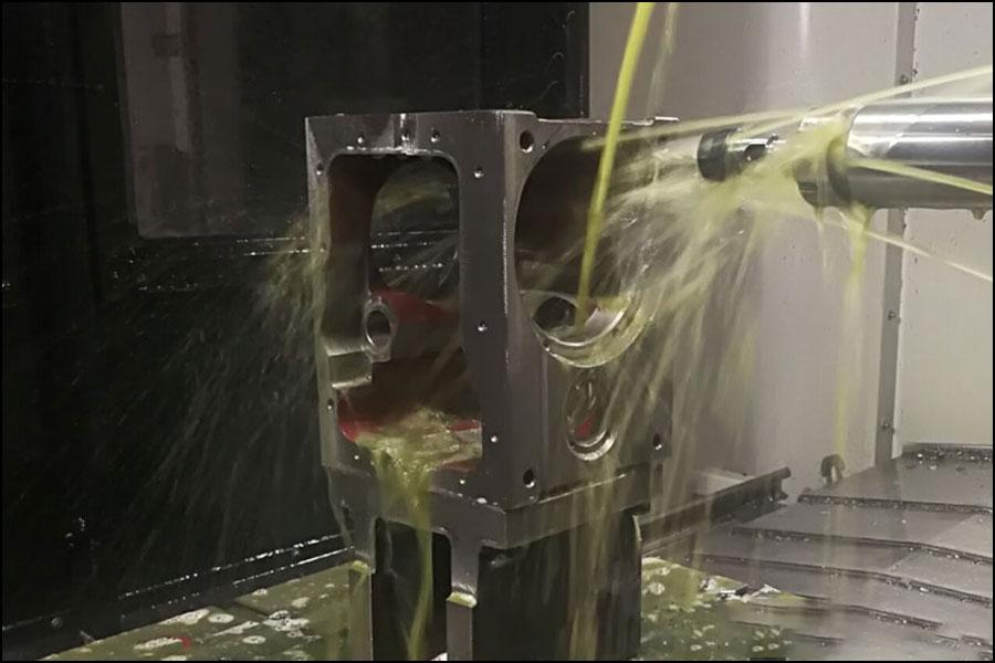 アルミニウム2011機械加工