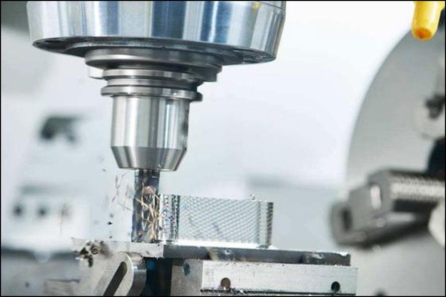 アルミニウム2014機械加工