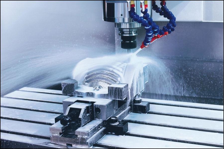 アルミニウム2024機械加工