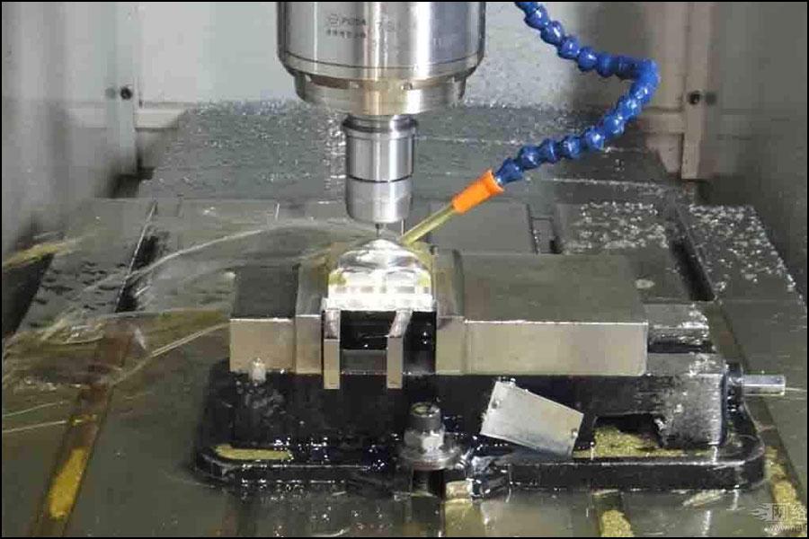 アルミニウム6061機械加工