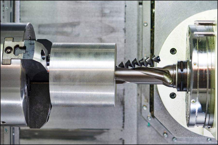 アルミニウム6063機械加工