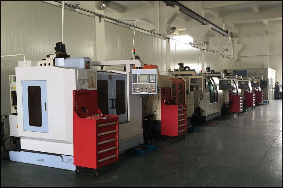 マシニング加工工場
