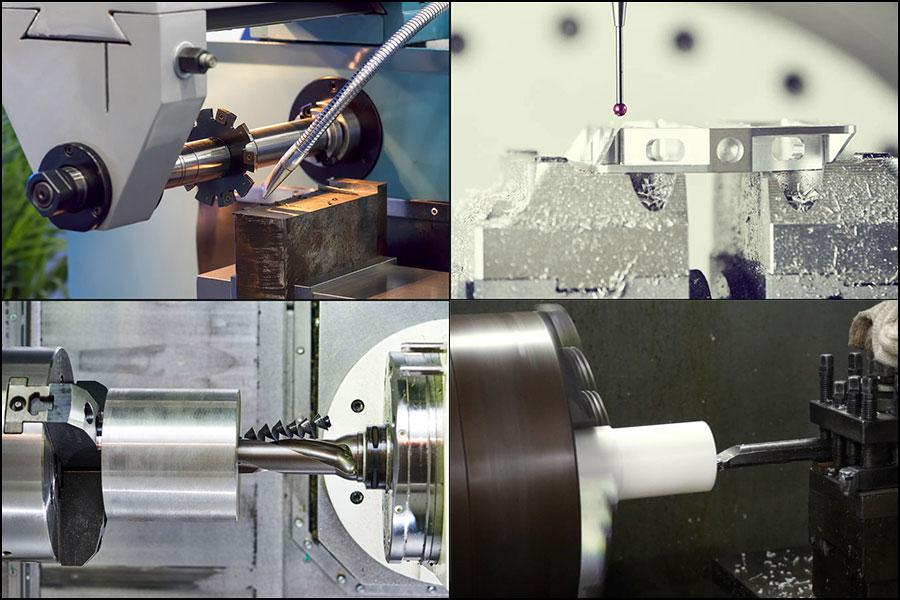 機械材料の加工
