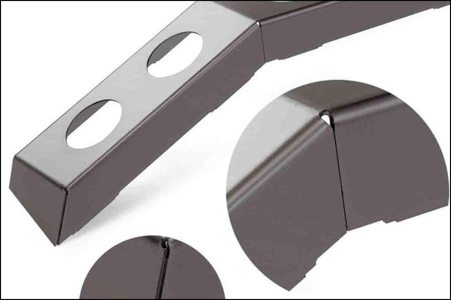 炭素鋼プレス加工