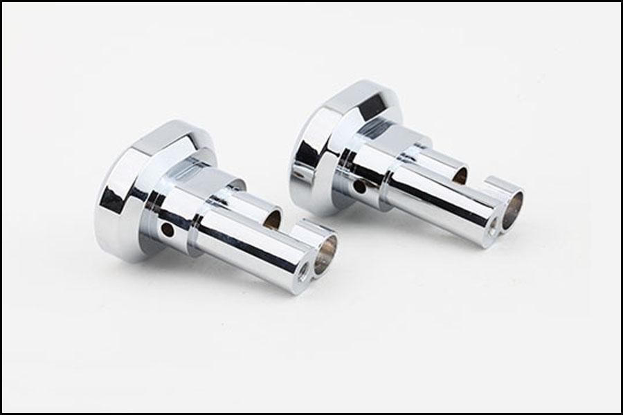 CNC加工6061アルミニウムICコアロック部品