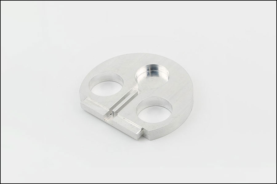 クイックターンCNC機械加工アルミニウムコンポーネント