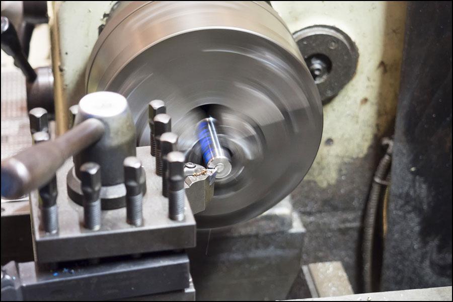 機械加工に使用される高温ニッケル合金