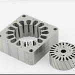 電動機用CNCフライスステンレス鋼部品