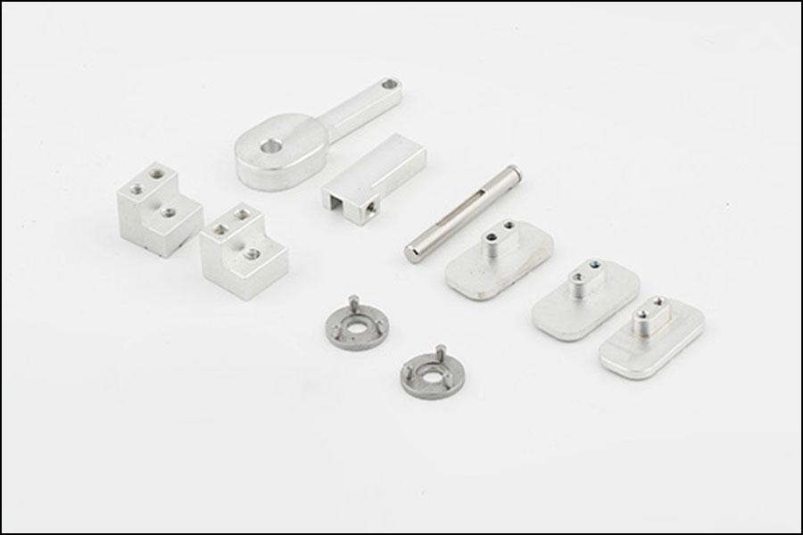 電子機器用CNC機械加工アルミニウム6061-T6精密部品