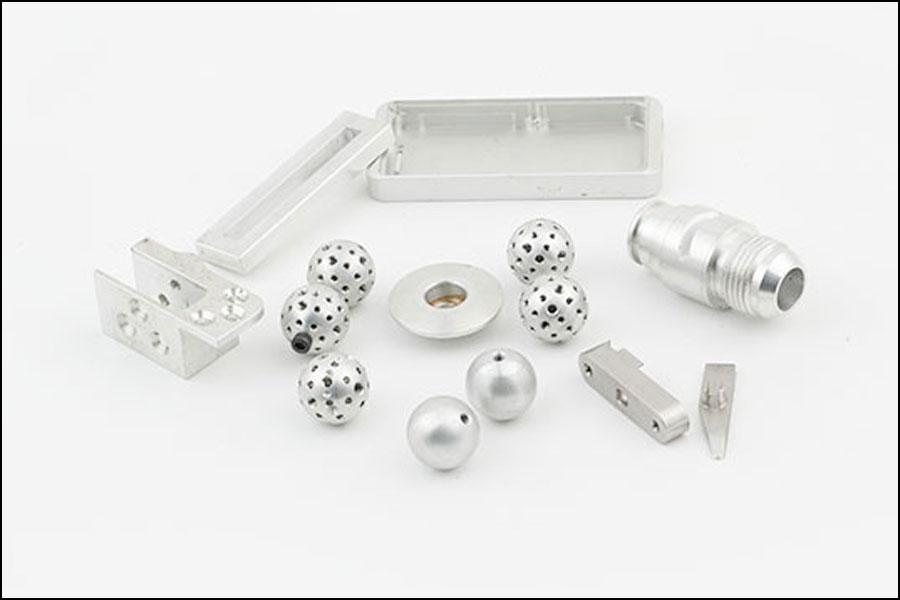 電気機械器具用CNC機械加工研磨アルミニウム部品
