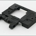 CNCカスタムメイドABSプラスチック部品