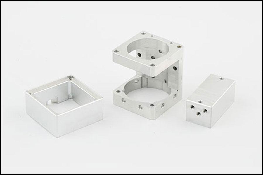 CNCフライス7075アルミニウム部品