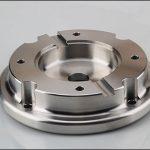 CNCミリング304ステンレス鋼コンポーネント–フランジ