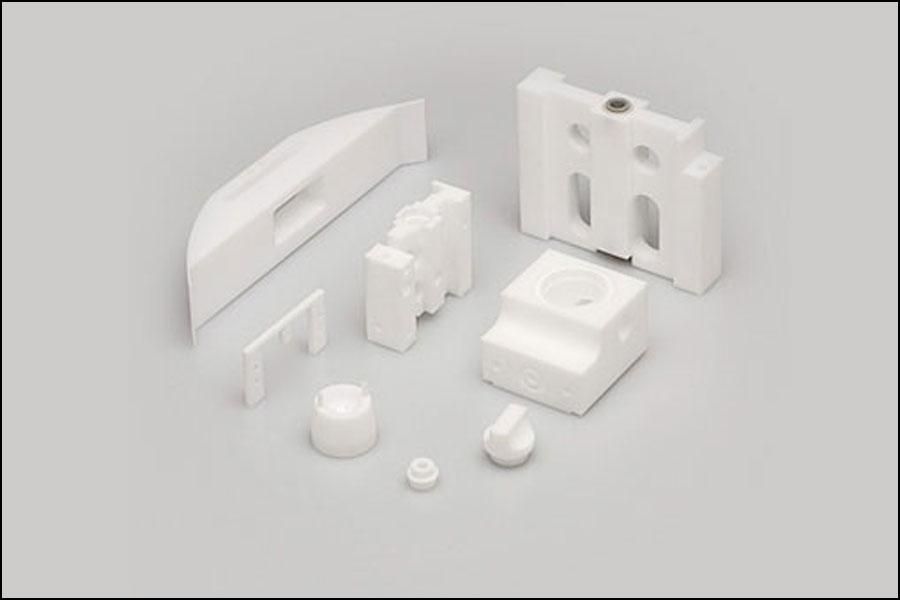 CNC加工のポリテトラフルオロエチレン-PTFE製品