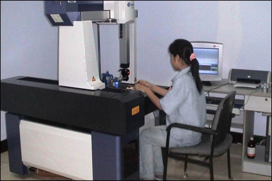 CNC加工プロセスと製品の品質管理の方法