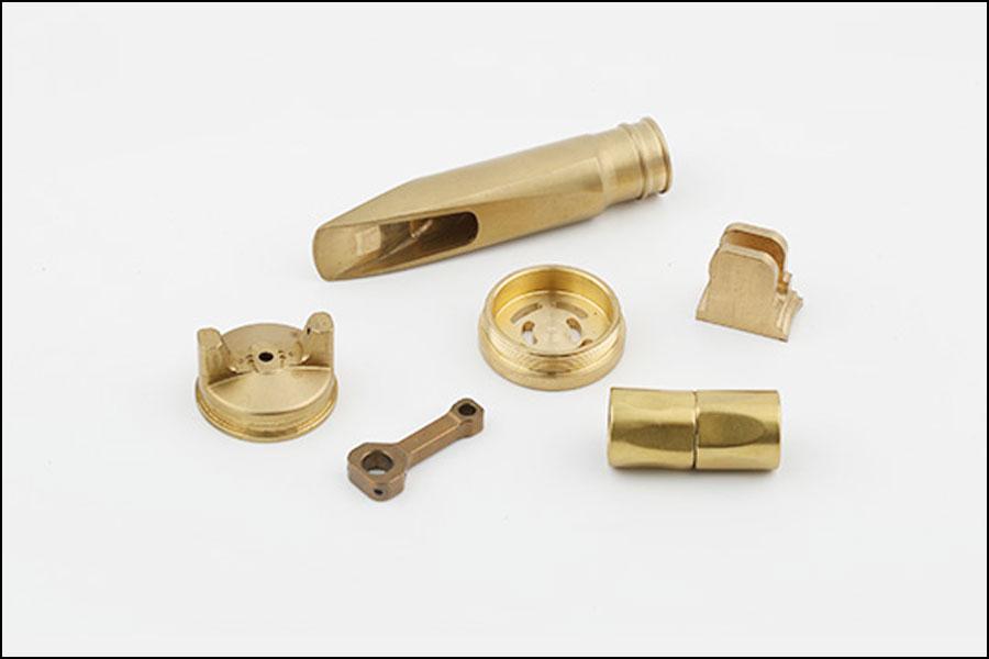 OEM-CNCフライス加工-旋削360黄銅部品およびコンポーネント