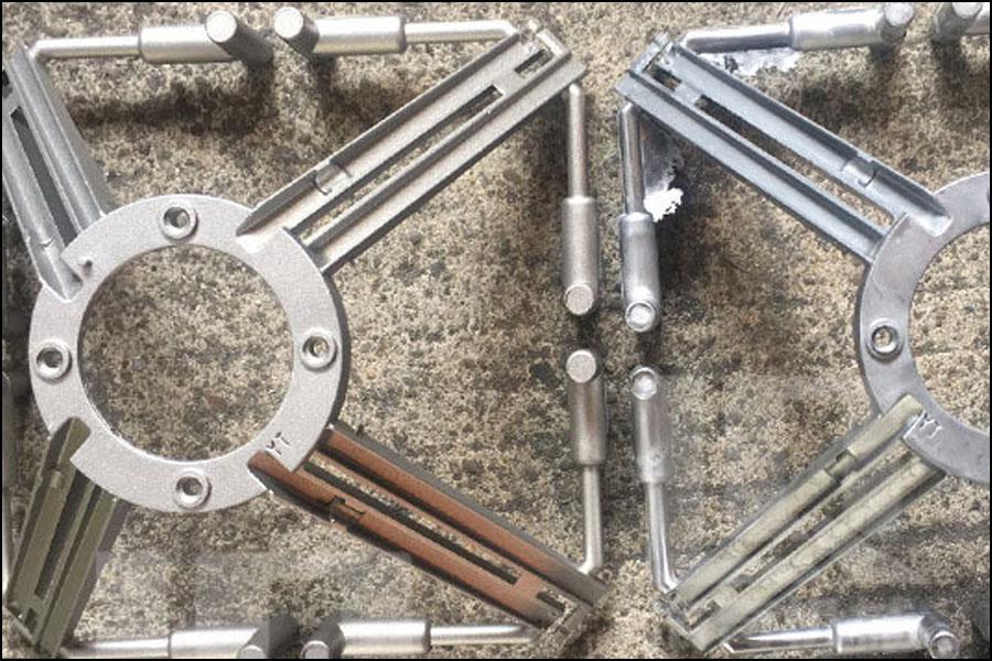 アルミニウムダイカスト部品のバリ取りの4つの方法