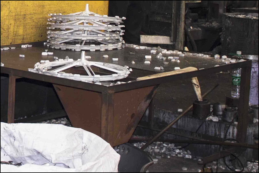 アルミニウム合金ダイカストの構造設計要件