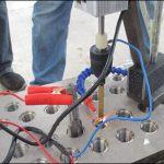 タップとドリルが穴の中で壊れています。 それを修正する方法は?