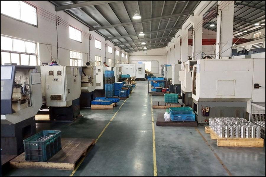 ピンテジングループの精密金属製造