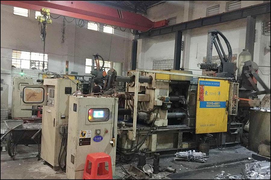 中国のトップ10アルミニウムダイカストメーカー