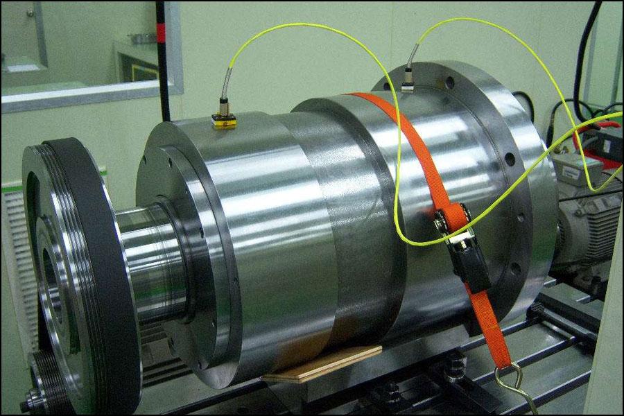 工作機械スピンドルダイナミックバランスの方法と適用範囲
