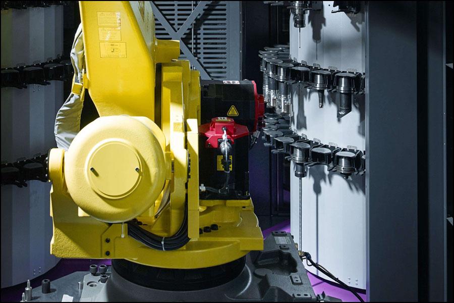 成功する5軸加工戦略:複雑な形状の加工プロセスを短縮して、高速かつ高精度の生産を実現します