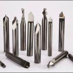 機械加工に使用される4種類のタングステン鋼フライス