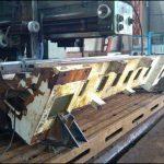 機械工具ガイドレールの修理における耐摩耗性コーティングの適用
