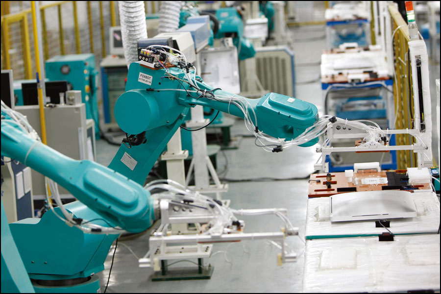工業生産への応用
