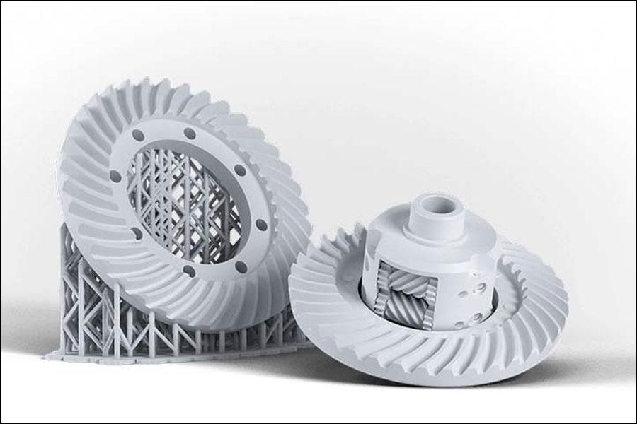 3Dプリンティングクリエイティブの6つのアプリケーション