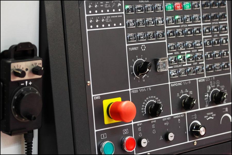 CNCコントローラーの特徴