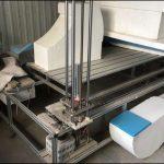 CNCフォームカッティングマシンの機械工具の洗浄と潤滑方法