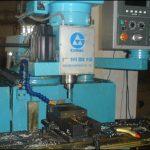 CNC工作機械の構造特性