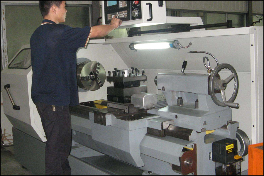 CNC工作機械の電気制御の故障と保証の策略の研究