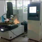 CNC電動スパーク小穴機で処理したタービンブレードのガス膜穴の特性解析