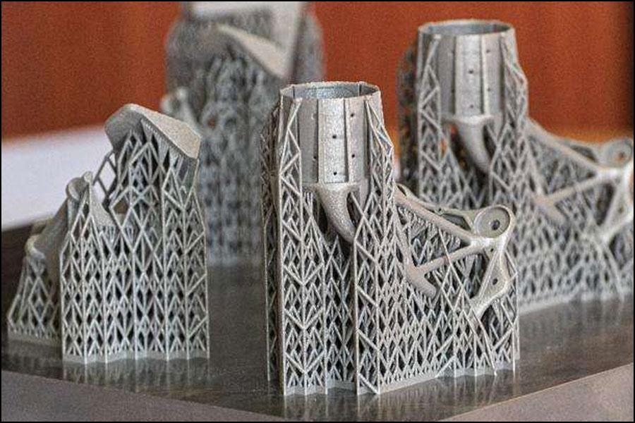 どのように3 D印刷部品をうまく組立てますか