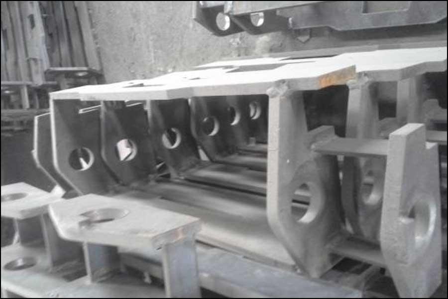 三つの要求の金属板加工