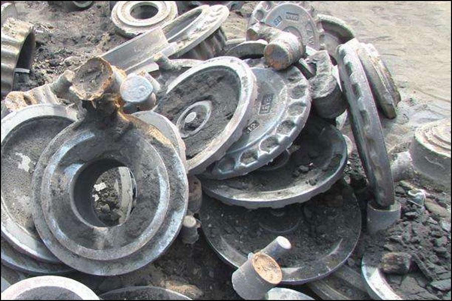 中国における金属鋳造高生産性