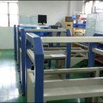 板金加工の生産過程