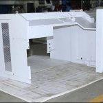板金加工レーザー切断の品質と高効率