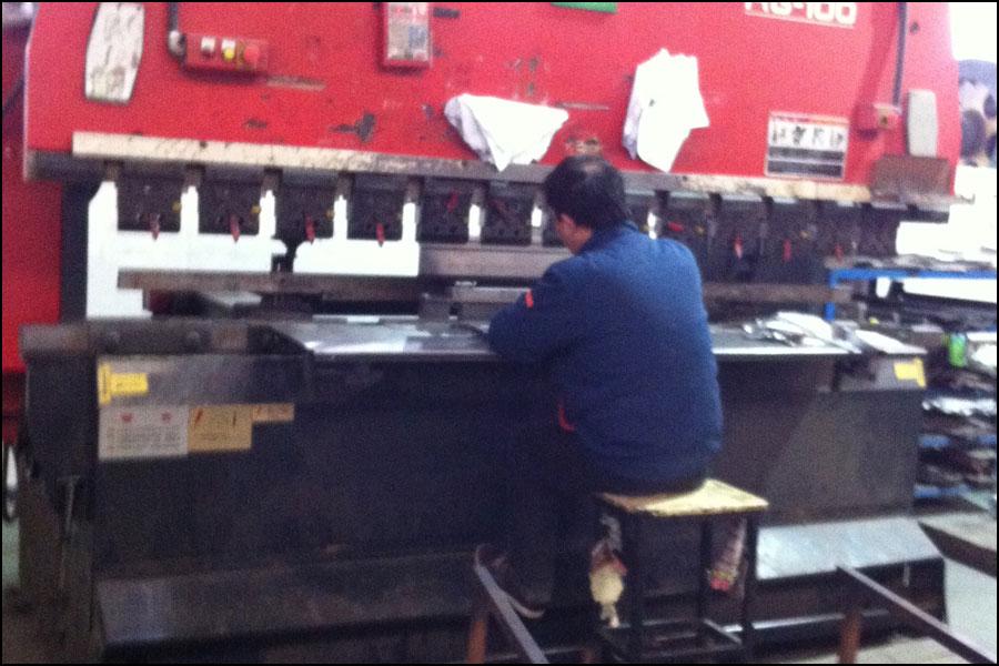 板金加工製品の応用分野