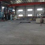 重材料はどうやって鋼構造全体の作業場の中を移動しますか?