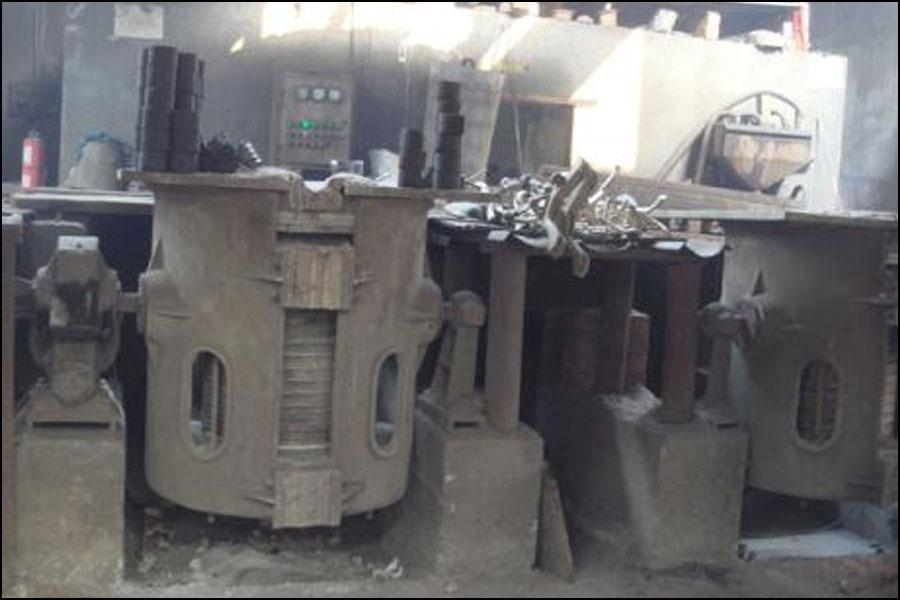 金属鋳造の良い機械的性質