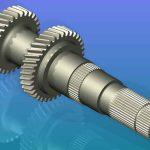 シャフト部品の加工、技術、構造材料の分析
