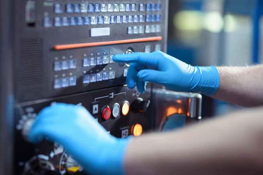 CNC加工産業における加工精度