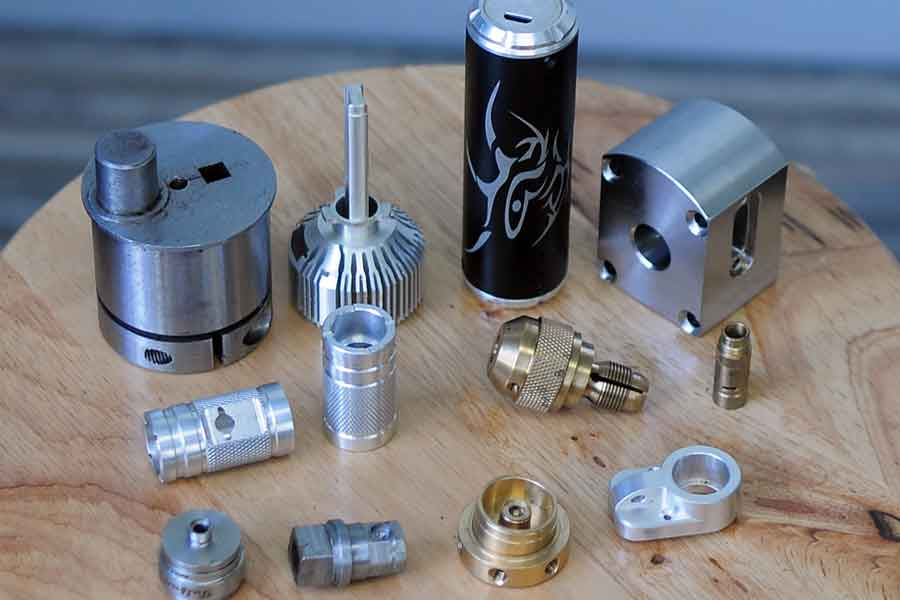 CNC機械加工サービスアルミニウム製品機械加工技術